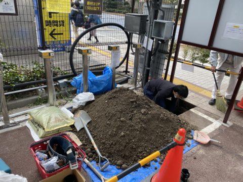 江戸川区小岩で電気工事を営んでいる河原井です。